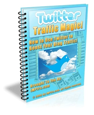 Product picture Twitter Traffic Magic (with Master Resale Rights)