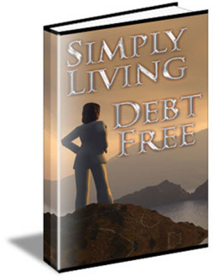 Product picture Simply Living Debt Free
