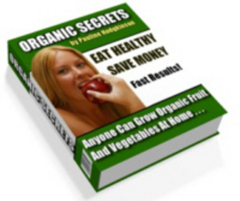 Product picture Organic Secrets