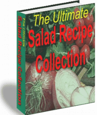 Product picture The Ultimate Salad Recipe Collection