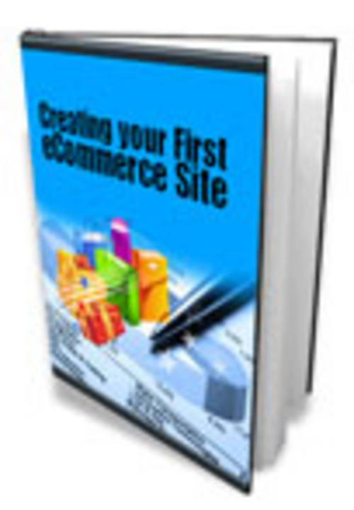 Product picture Your First Ecommerce Site